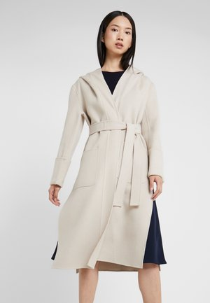 CADICE - Classic coat - light grey