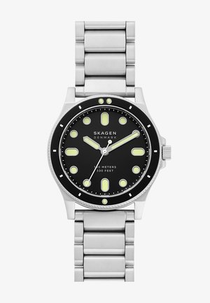 FISK - Watch - silver-coloured
