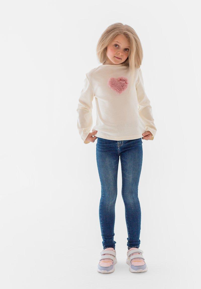 Evika Kids - Jeans Skinny Fit - blue denim