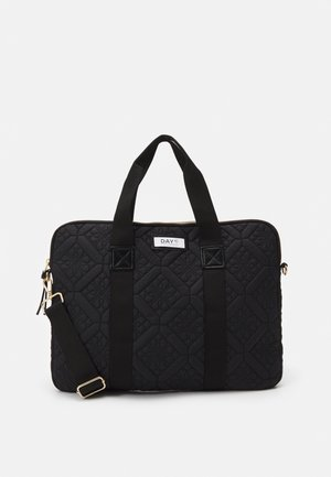 GWENETH FLOTILE - Laptoptas - black
