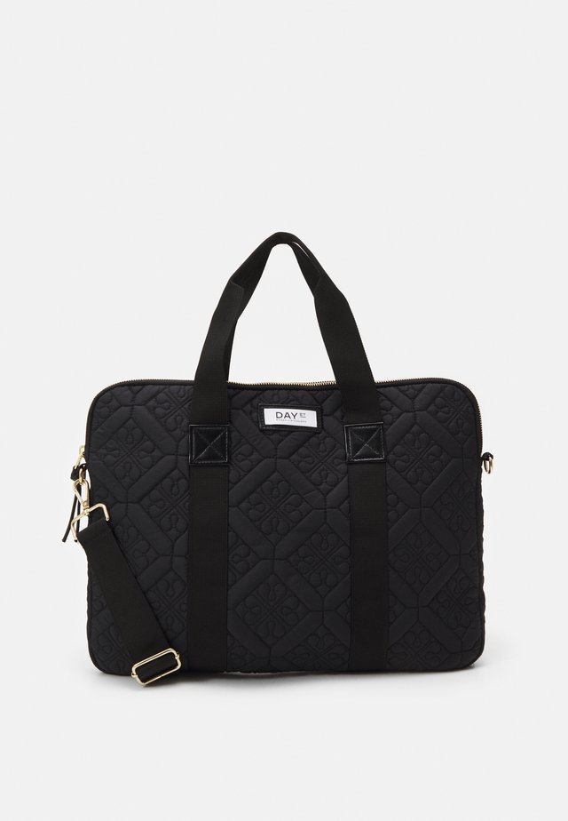 GWENETH FLOTILE - Laptop bag - black