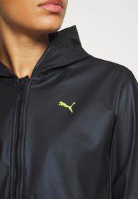 Puma - TRAIN WARM UP JACKET - Training jacket - black - 5