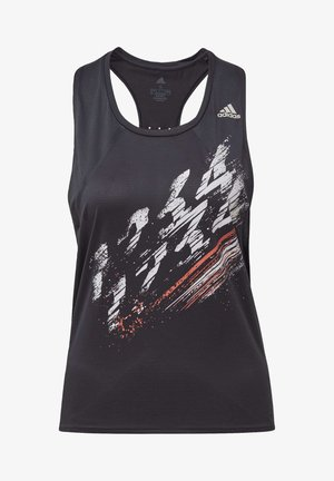 SPEED TANK TOP - Débardeur - black