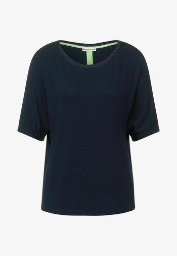 T-shirt basic - blau