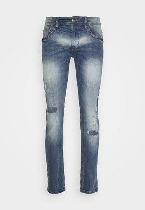 UPPSALA - Slim fit jeans - bleed blue