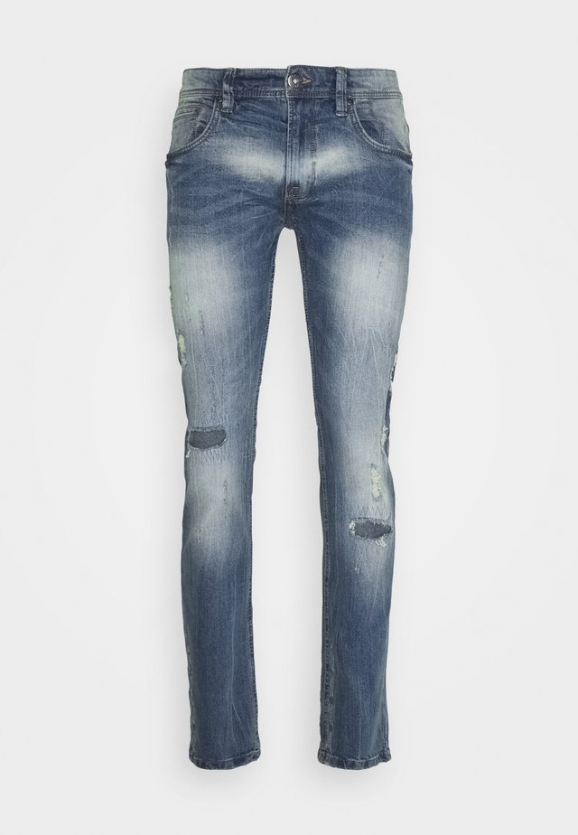 UPPSALA - Jeans slim fit - bleed blue