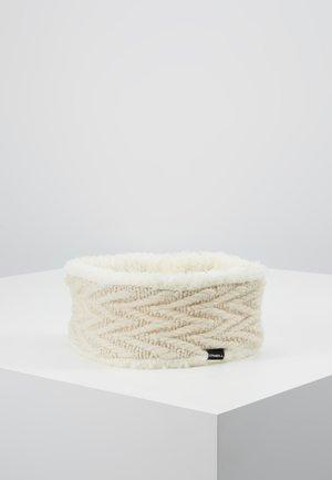 NORA HEADBAND - Ear warmers - powder white