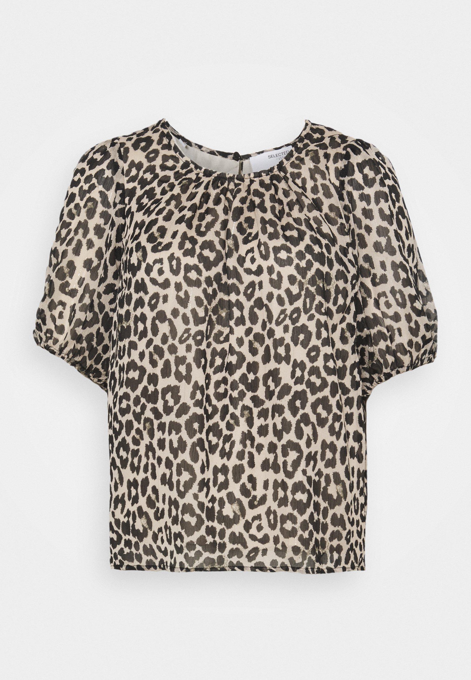 Women SLFTILDA - Print T-shirt