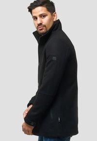 INDICODE JEANS - MÄNTEL BRITTANY - Light jacket - black - 5