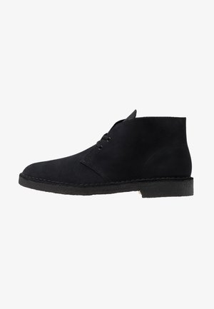 DESERT - Casual lace-ups - navy