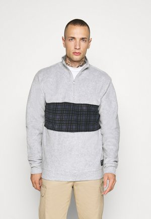 Sweat polaire - grey marl/multi colour