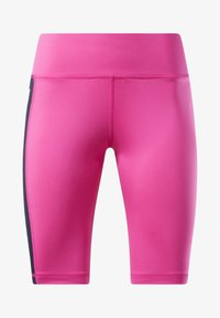 Reebok - MEET YOU THERE TRAINING 1/4 - kurze Sporthose - pink - 6