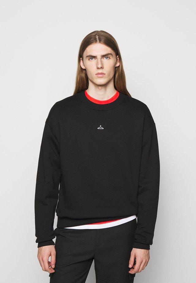 HANGER CREW - Sweater - black