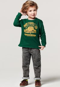 Noppies - HAMLET - Sweatshirt - farm green - 0