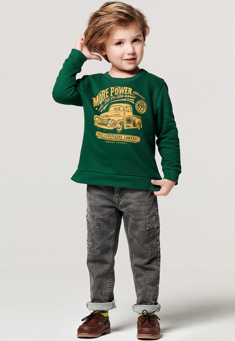 Noppies - HAMLET - Sweatshirt - farm green