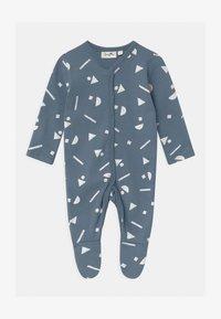Sanetta - UNISEX - Sleep suit - faded blue - 0