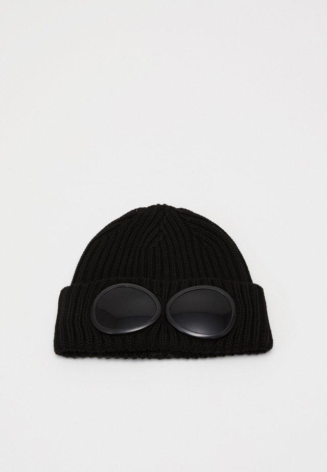 LENS BEANIE - Bonnet - black