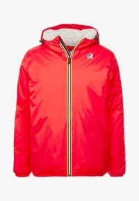 K-Way - UNISEX CLAUDE ORESETTO - Light jacket - red - 4