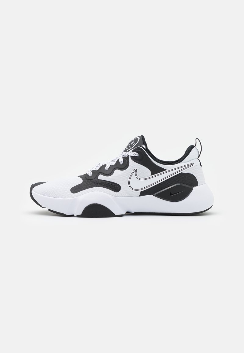 Nike Performance - SPEEDREP - Gym- & träningskor - white/black
