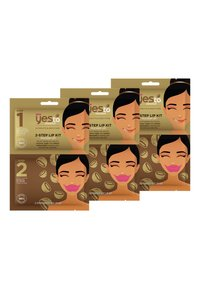 Yes To - YES TO COCONUT 2-STEP LIP KIT BUNDLE 3 PACK - Baume à lèvres - - - 1