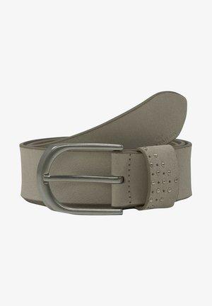Belt - dark grey