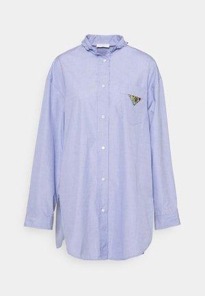 Button-down blouse - bleu ciel