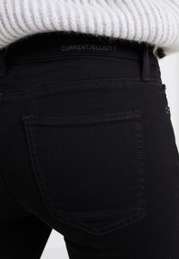 Current/Elliott - THE STILETTO - Jeans Skinny Fit -  clean stretch black - 4