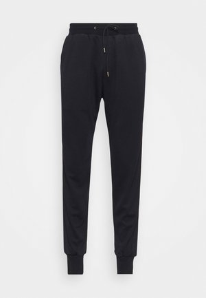 GENTS SEAM JOGGER - Tracksuit bottoms - navy