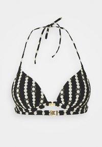 Maryan Mehlhorn - MARYAN CATENA SET - Bikini - black/champagne - 1