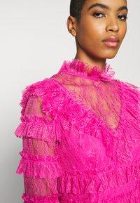 By Malina - DRESS - Vestito elegante - cerise - 6