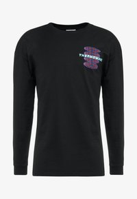 Revival Tee - THERMOWAVE - Bluzka z długim rękawem - black - 4