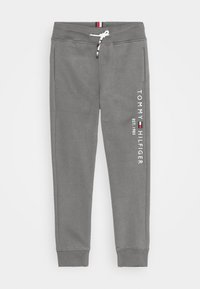 Tommy Hilfiger - ESSENTIAL - Pantalones deportivos - grey heather - 0