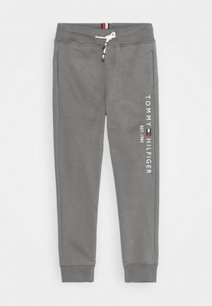 ESSENTIAL - Pantalones deportivos - grey heather