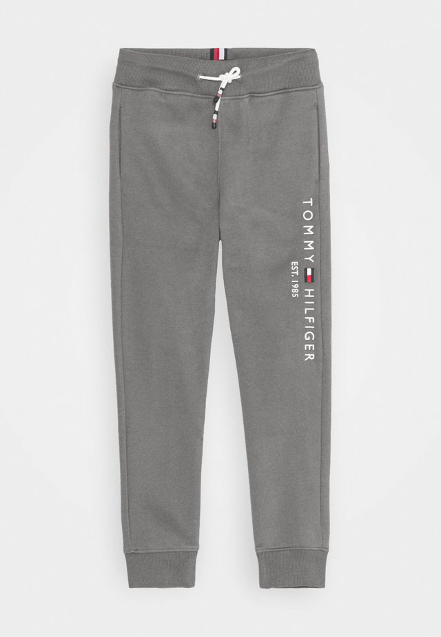 ESSENTIAL - Tracksuit bottoms - grey heather