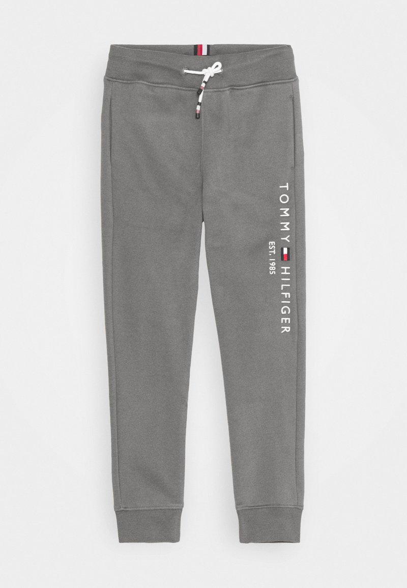 Tommy Hilfiger - ESSENTIAL - Pantalones deportivos - grey heather