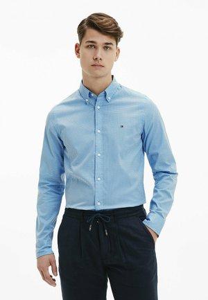 TH FLEX MICRO SLIM FIT  - Shirt - copenhagen blue/white