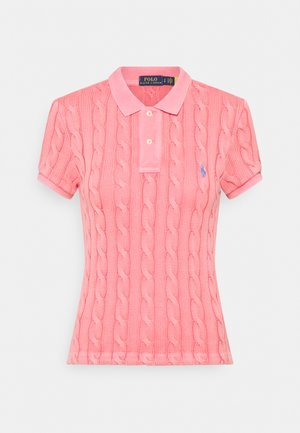 CABLE - Koszulka polo - pink