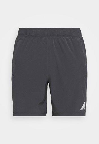 TRAINING WORKOUT AEROREADY - Krótkie spodenki sportowe - solid grey