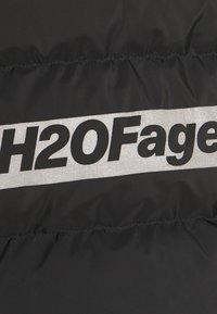 H2O Fagerholt - RAIN COAT - Short coat - black - 3