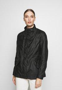 Belstaff - ADELINE JACKET - Summer jacket - black - 2