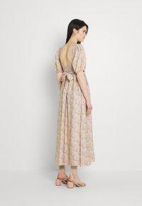 EDITED - KARINA DRESS - Maxi dress - multi-coloured - 2