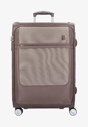 NEW YORK  - Wheeled suitcase - titanio