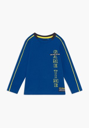 KIDS GAMING BASKETBALL - Langarmshirt - royal