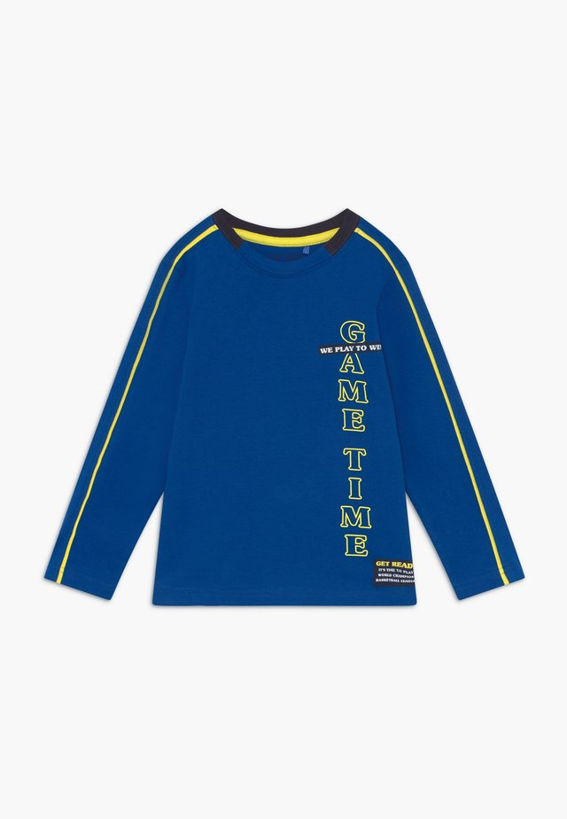 KIDS GAMING BASKETBALL - Longsleeve - royal