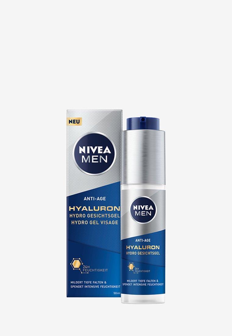 Nivea Men - ANTI-AGE HYALURON HYDRO GEL CONCENTRATE - Face cream - -