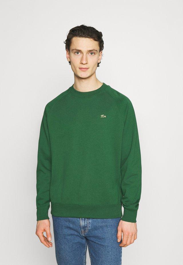 UNISEX - Sweatshirt - green