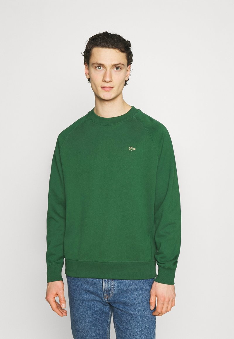 Lacoste LIVE - UNISEX - Sweatshirt - green
