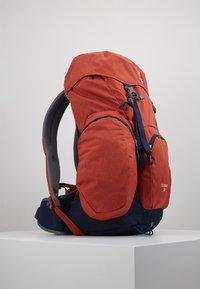 Deuter - GRÖDEN 32 - Backpack - lava/navy - 3