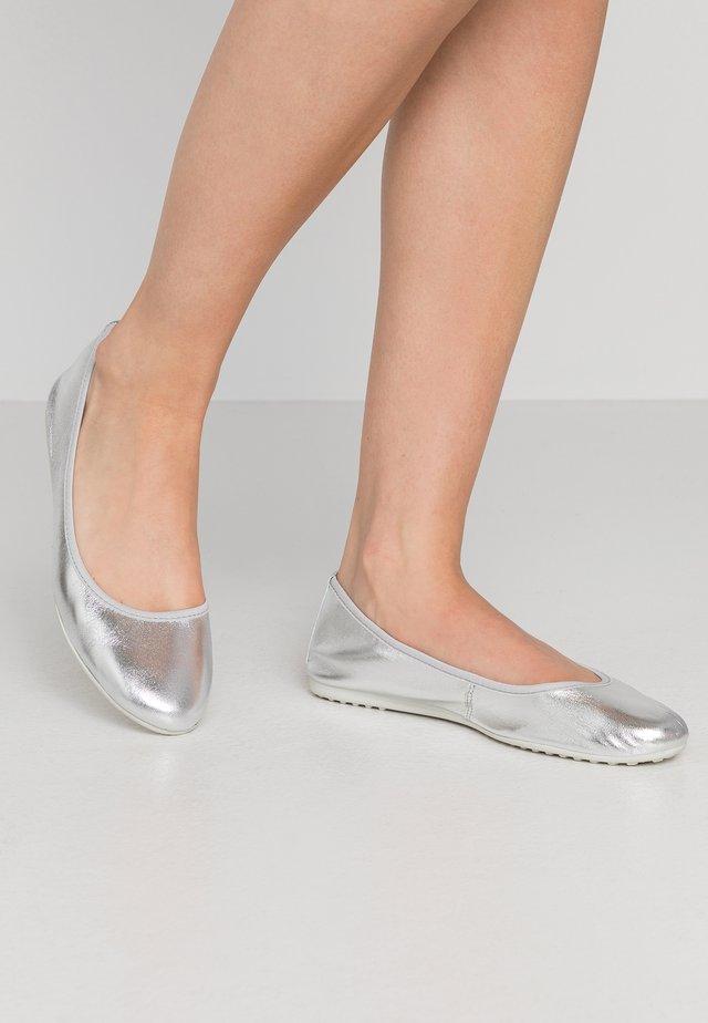 Bailarinas - silver