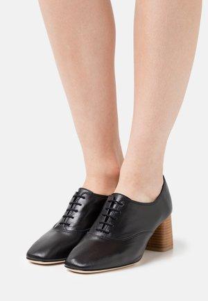 RUDY - Lace-up heels - noir